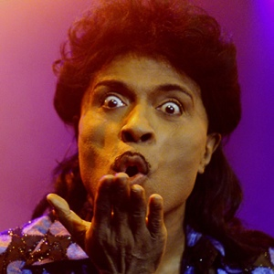 Little Richard se despide.